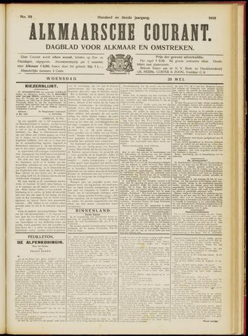 Alkmaarsche Courant 1908-05-20