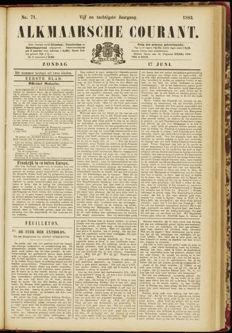 Alkmaarsche Courant 1883-06-17