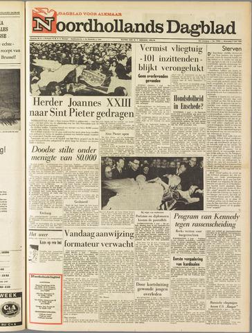 Noordhollands Dagblad : dagblad voor Alkmaar en omgeving 1963-06-05