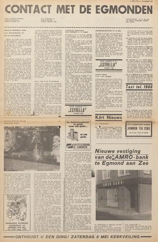 Contact met de Egmonden 1971-05-05