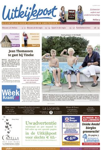 Uitkijkpost : nieuwsblad voor Heiloo e.o. 2011-07-13