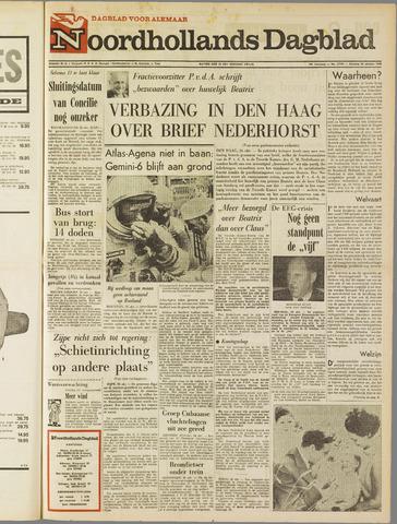 Noordhollands Dagblad : dagblad voor Alkmaar en omgeving 1965-10-26