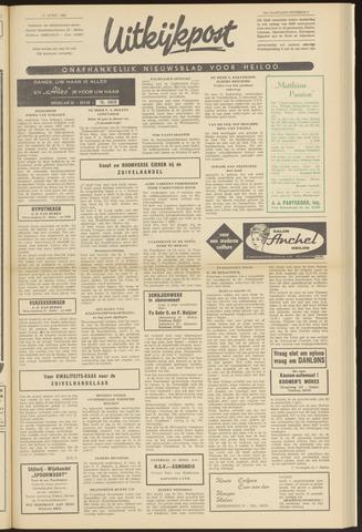 Uitkijkpost : nieuwsblad voor Heiloo e.o. 1963-04-11