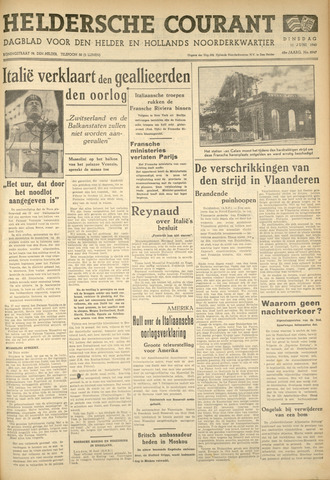 Heldersche Courant 1940-06-11