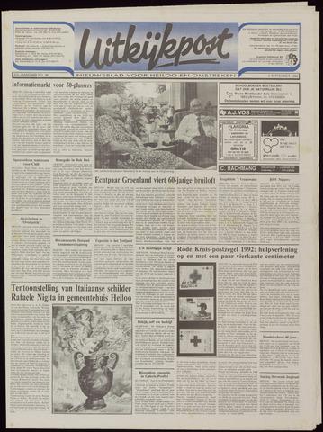 Uitkijkpost : nieuwsblad voor Heiloo e.o. 1992-09-02