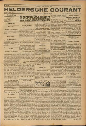 Heldersche Courant 1929-01-31