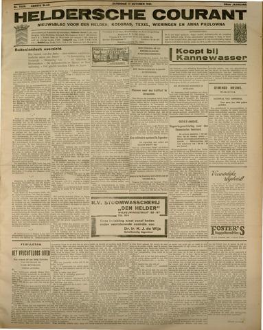 Heldersche Courant 1931-10-17