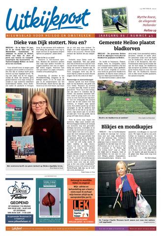 Uitkijkpost : nieuwsblad voor Heiloo e.o. 2020-10-21