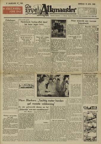 De Vrije Alkmaarder 1948-08-10