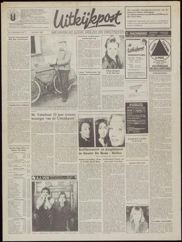 Uitkijkpost : nieuwsblad voor Heiloo e.o. 1992