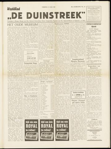 De Duinstreek 1961-07-14