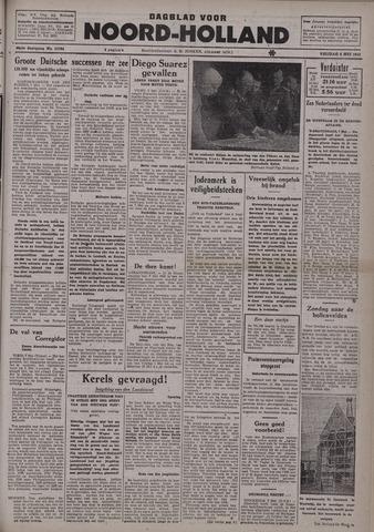 Dagblad Noord-Holland, Schager editie 1942-05-08
