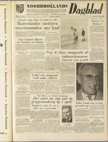 Noordhollands Dagblad : dagblad voor Alkmaar en omgeving 1959-03-31
