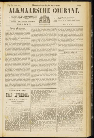 Alkmaarsche Courant 1901-06-16