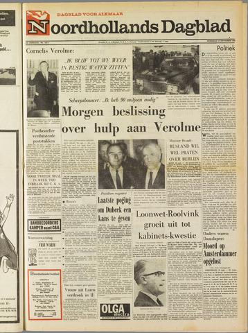 Noordhollands Dagblad : dagblad voor Alkmaar en omgeving 1969-09-24