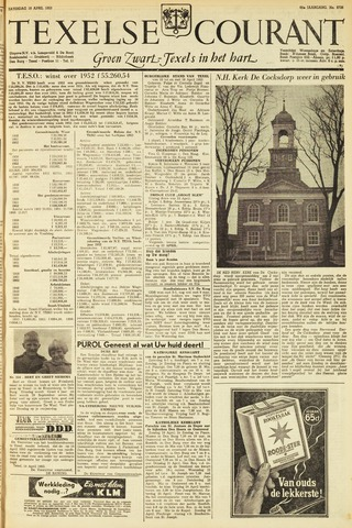 Texelsche Courant 1953-04-18