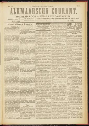 Alkmaarsche Courant 1917-06-26