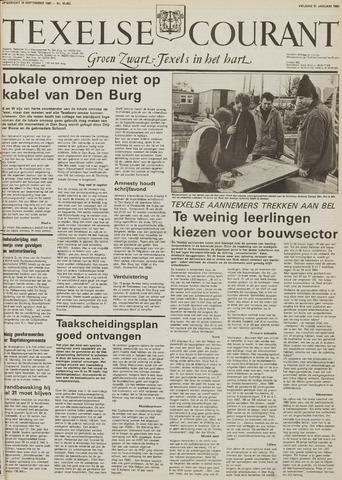 Texelsche Courant 1986-01-31