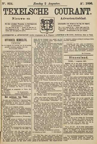 Texelsche Courant 1896-08-02