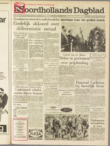 Noordhollands Dagblad : dagblad voor Alkmaar en omgeving 1964-04-22