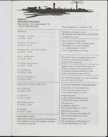 Levend Verleden 1991-09-01
