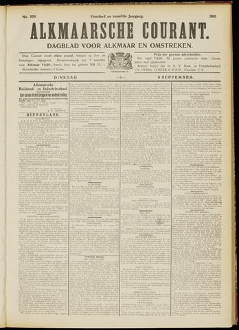 Alkmaarsche Courant 1910-09-06