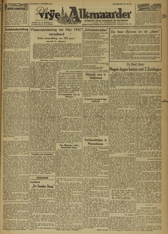 De Vrije Alkmaarder 1946-12-19