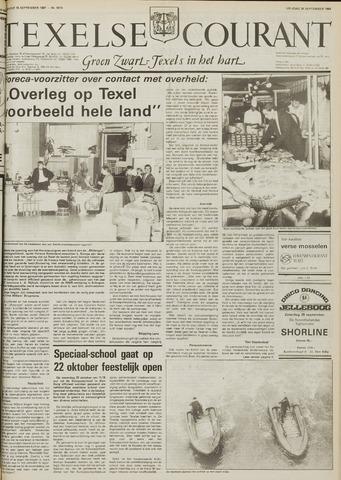 Texelsche Courant 1984-09-28