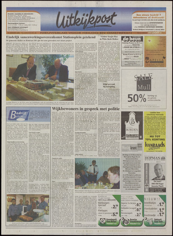 Uitkijkpost : nieuwsblad voor Heiloo e.o. 2005-01-19
