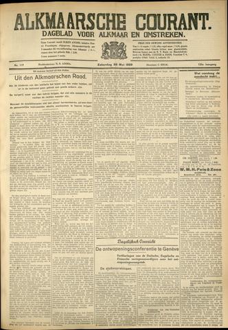 Alkmaarsche Courant 1933-05-20