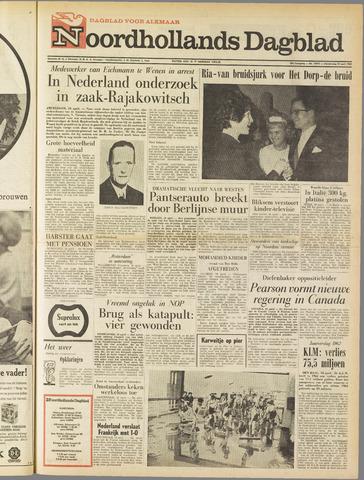 Noordhollands Dagblad : dagblad voor Alkmaar en omgeving 1963-04-18