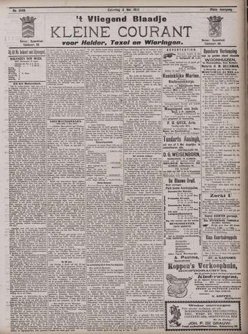 Vliegend blaadje : nieuws- en advertentiebode voor Den Helder 1902-05-03