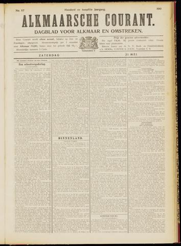 Alkmaarsche Courant 1910-05-21