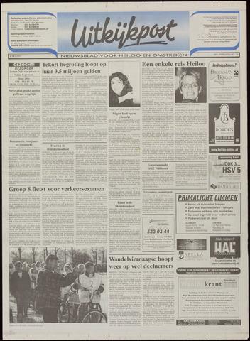 Uitkijkpost : nieuwsblad voor Heiloo e.o. 2001-05-09