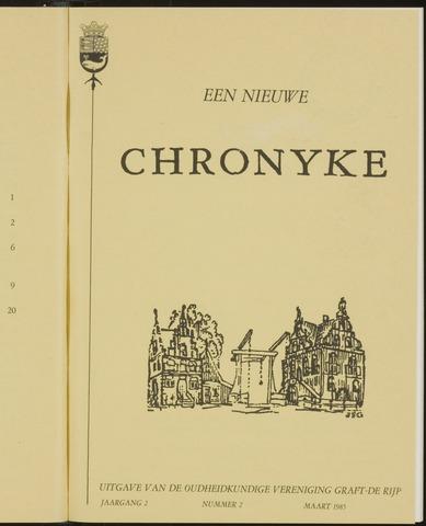 Een Nieuwe Chronyke van het Schermereiland 1985