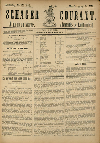 Schager Courant 1888-05-24
