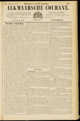 Alkmaarsche Courant 1902-09-07