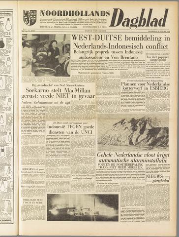 Noordhollands Dagblad : dagblad voor Alkmaar en omgeving 1958-01-09