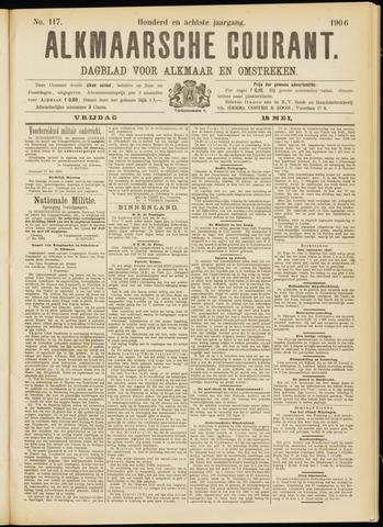 Alkmaarsche Courant 1906-05-18