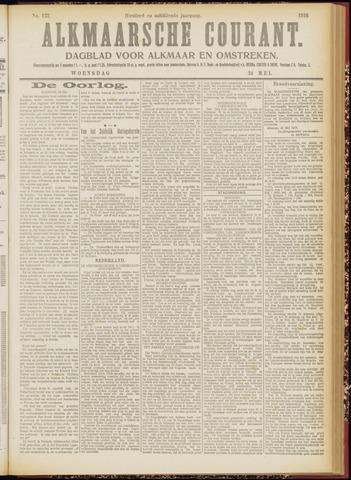 Alkmaarsche Courant 1916-05-24