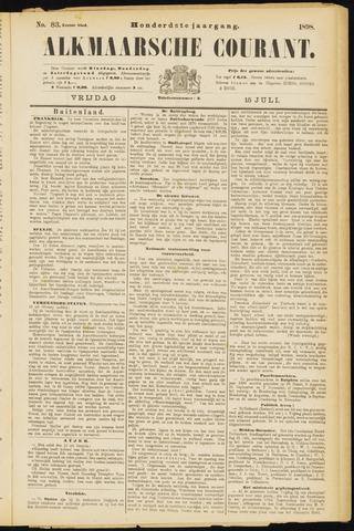 Alkmaarsche Courant 1898-07-15