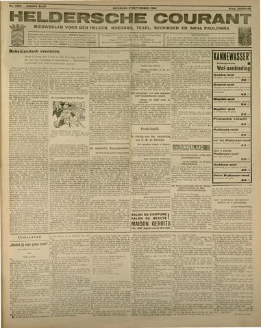 Heldersche Courant 1933-09-02