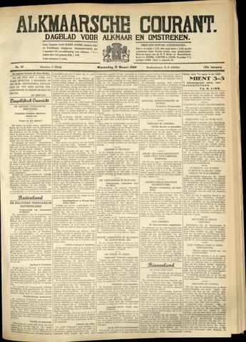 Alkmaarsche Courant 1933-03-15