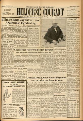Heldersche Courant 1955-09-22