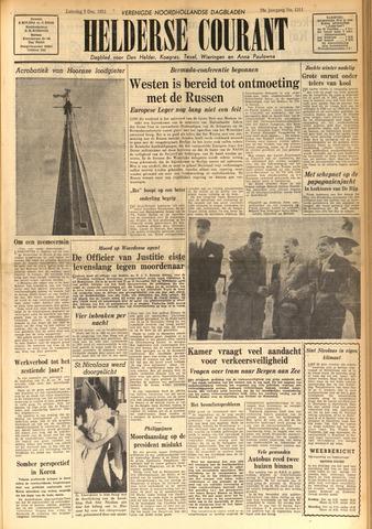 Heldersche Courant 1953-12-05