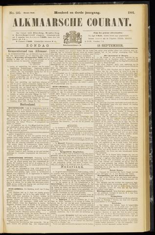 Alkmaarsche Courant 1901-09-15