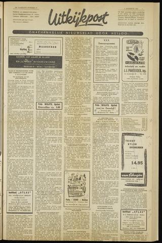 Uitkijkpost : nieuwsblad voor Heiloo e.o. 1961-07-27