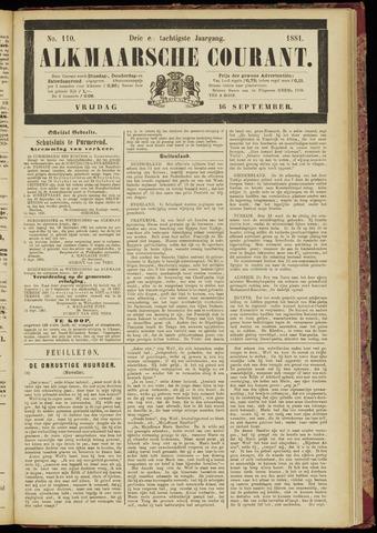 Alkmaarsche Courant 1881-09-16