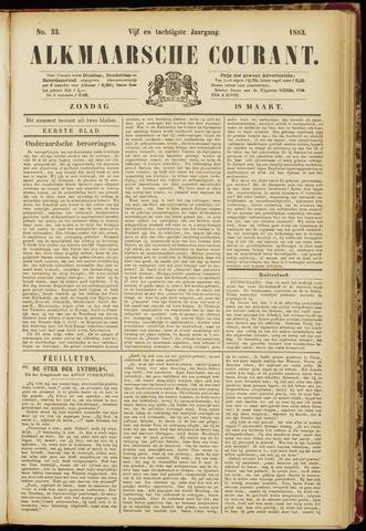 Alkmaarsche Courant 1883-03-18