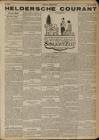 Heldersche Courant 1924-03-04